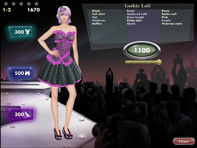 Dress Up And Fashion Show Games