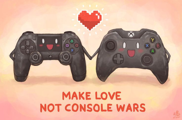 Its because Sony and Microsoft are competitors with the PlayStation 4 and Xbox One Its because Sony and Microsoft are competitors with the PlayStation 4 and Xbox One new picture