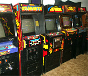 Great Arcade Games