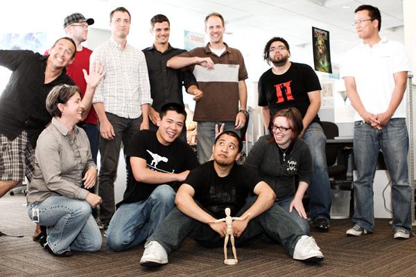 Drawn Game Development Team