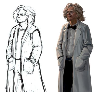 Artogon Scientist
