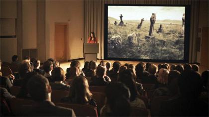 Mystery Case Files: Dire Grove Screenshot 1 - The Auditorium