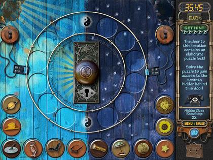 Ravenhearst Door Puzzle