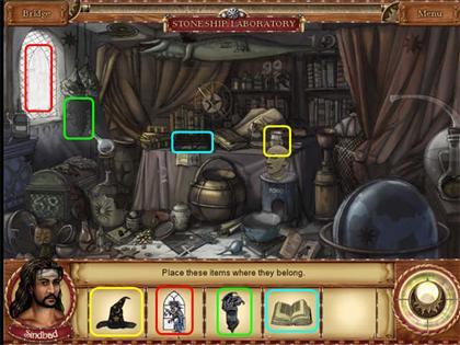 1001 Nights: The Adventures of Sinbad