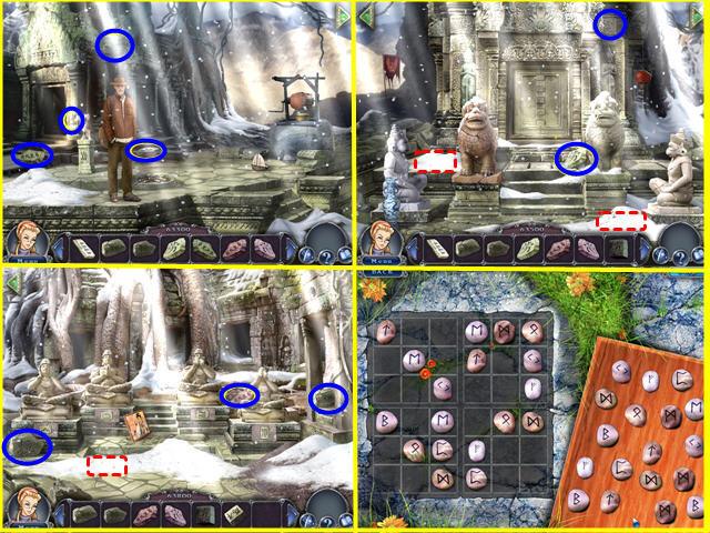 3 Days: Amulet Secret