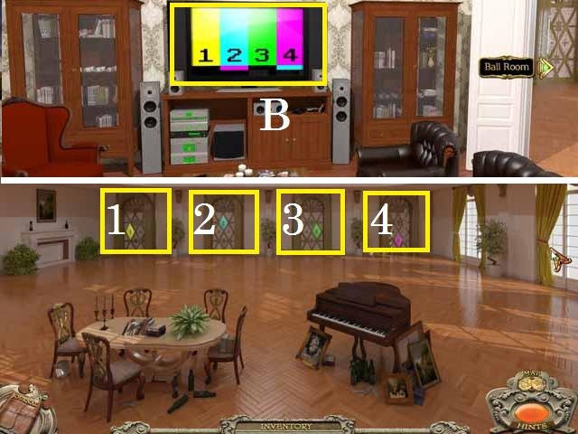 Antique Mysteries: Secrets of Howard's Mansion