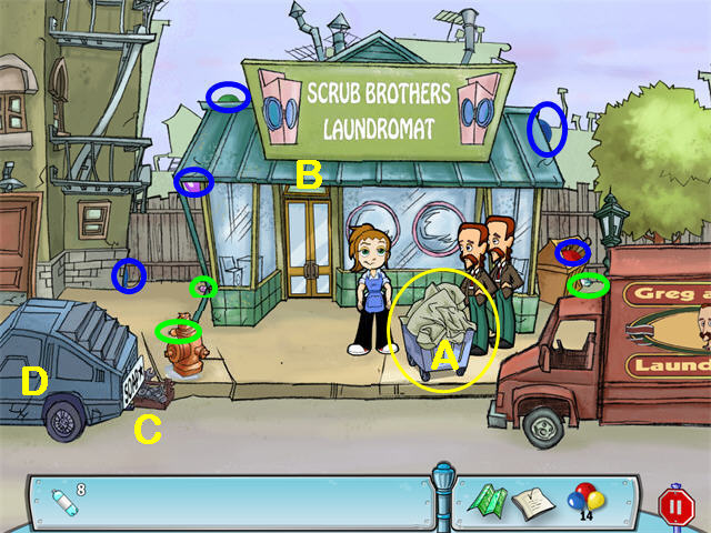 free download game avenue flo special delivery full version