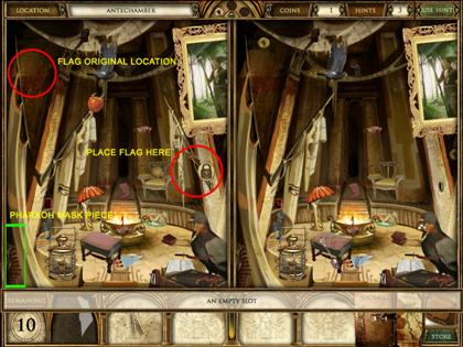 Napolean's Secret Game Screenshot 1