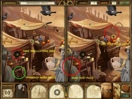 Napolean's Secret Game Screenshot 2