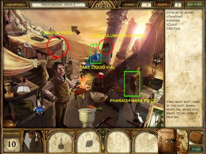 Napolean's Secret Game Screenshot 3