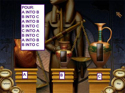 Curse of the Pharaoh: Tears of Sehkmet