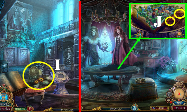 Paraboles sombres : La Reine des Sables