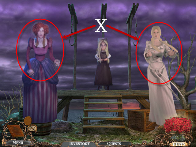 Dark Sisterhood: The Initiation