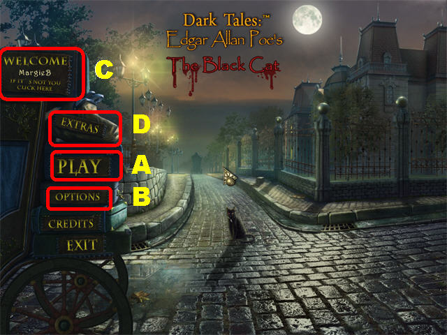 Edgar Allan Poe S The Black Cat Walkthrough