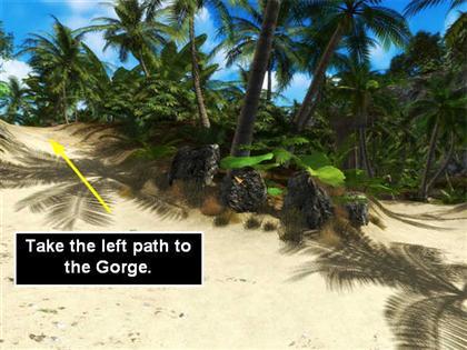 Destination: Treasure Island
