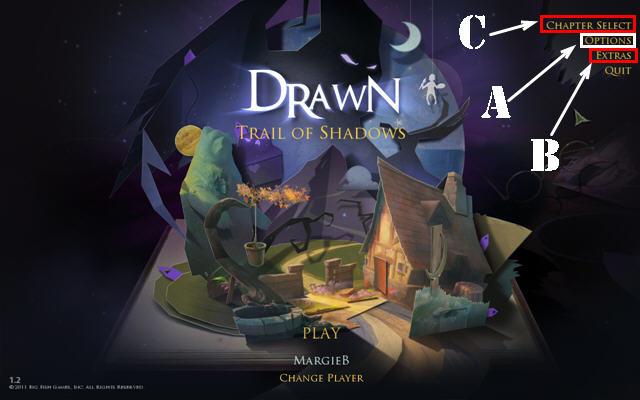 Drawn: Trail of Shadows