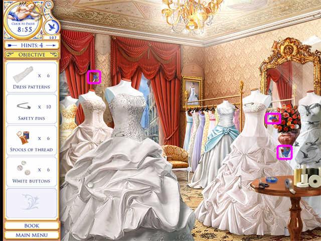 Dream day wedding: bella italia walkthrough, guide, & tips | big fish.