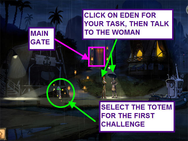 Eden's Quest: Hunt for Akua