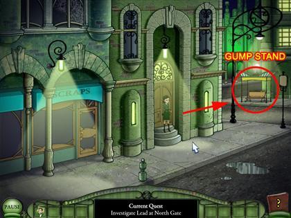 Emerald City Confidential Walkthrough 4