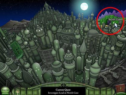 Emerald City Confidential Walkthrough 5