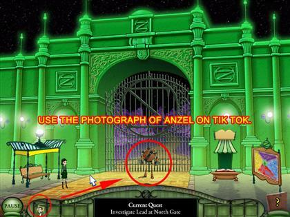 Emerald City Confidential Walkthrough 6
