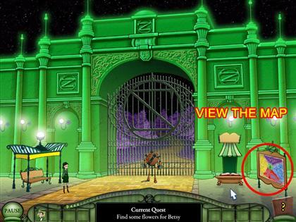 Emerald City Confidential Walkthrough 8