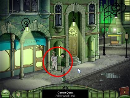Emerald City Confidential Walkthrough 10