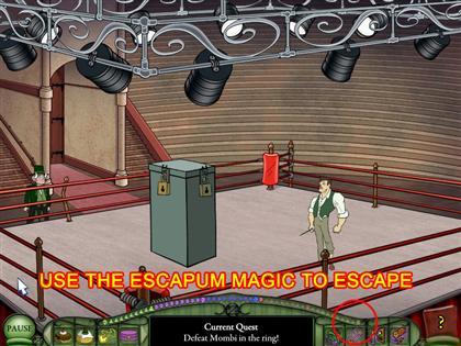 Emerald City Confidential Walkthrough 53