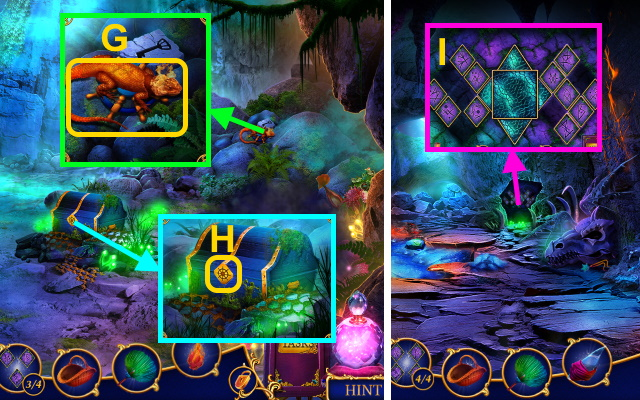 Enchanted Kingdom: The Secret of the Golden Lamp