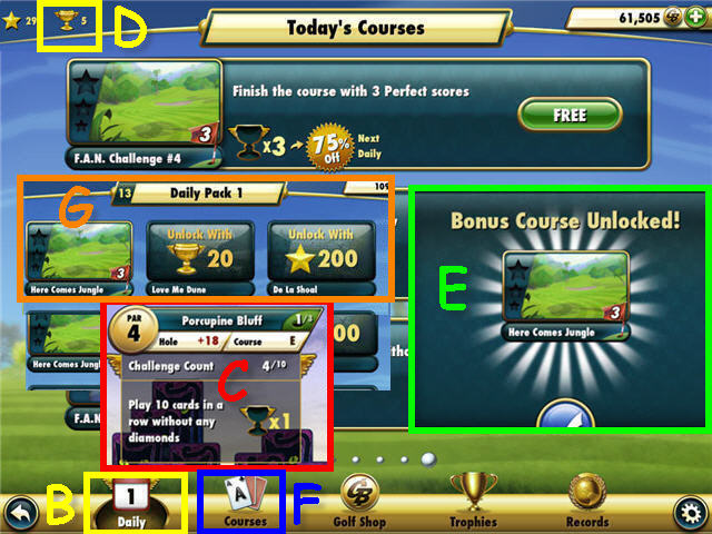 Fairway Solitaire HD for iPad