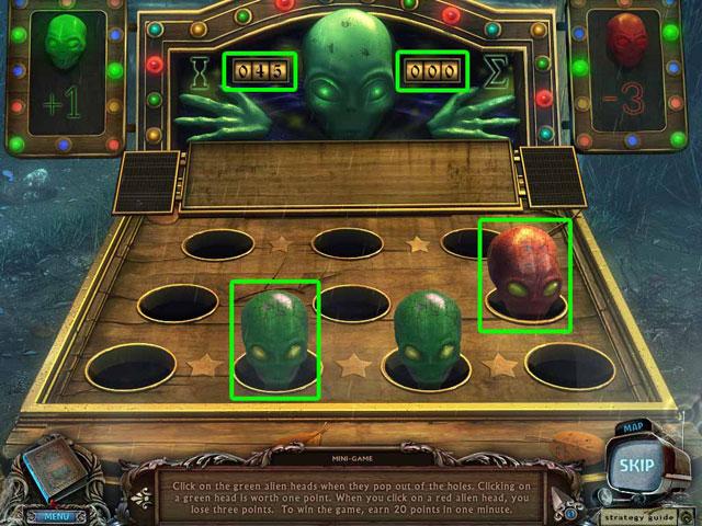 Forbidden Secrets: Alien Town