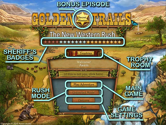 Golden trails the new western rush walkthrough guide for Jackpot city big fish