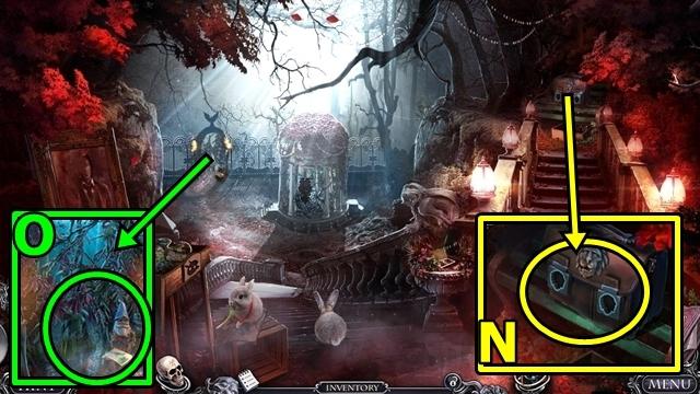 Grim Tales: Crimson Hollow