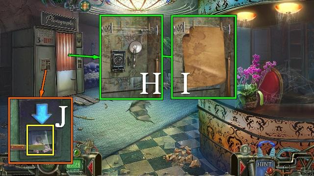 Hanuted Halls: Nightmare Dwellers