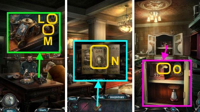 Haunted Hotel: the Axiom Butcher