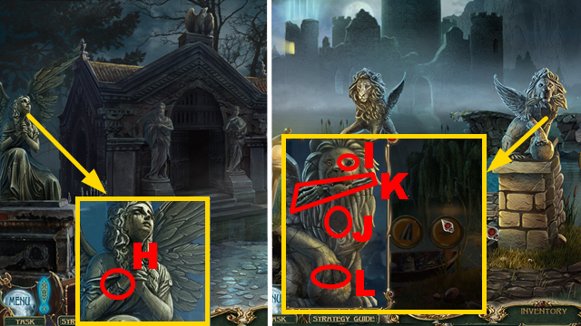 Haunted Legends: Faulty Creatures