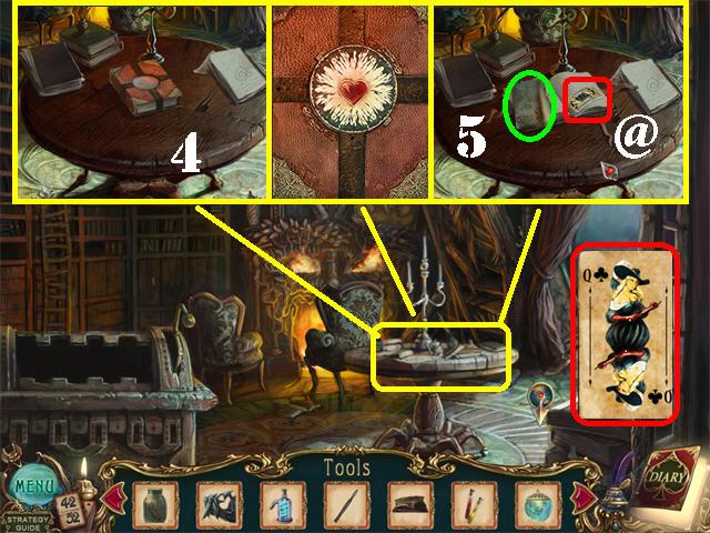Haunted Legends: Queen of Spades Walkthrough, Guide, & Tips