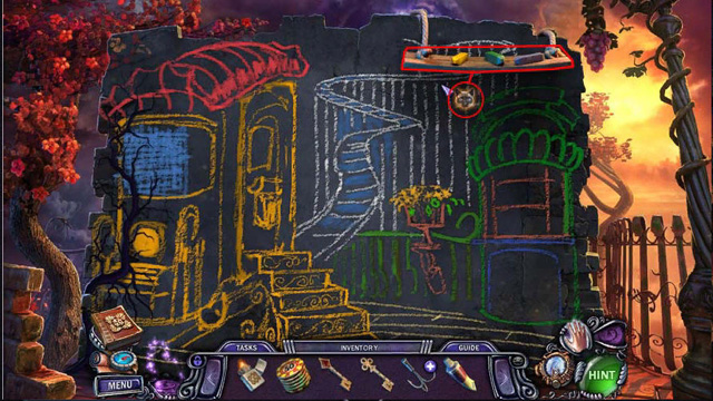 House of 1000 Doors: Evil Inside