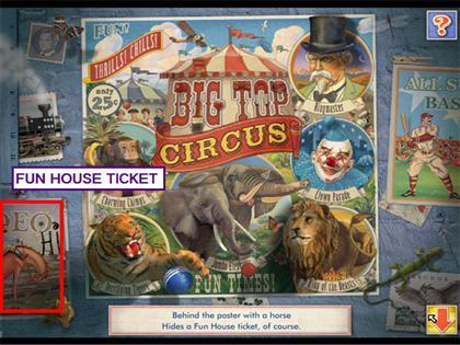 I Spy Fun House