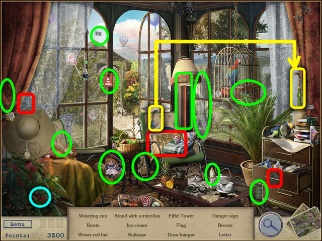 Letters from Nowhere Walkthrough, Guide, & Tips | Big Fish