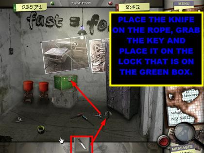 Lost in the City Game Screenshot 13