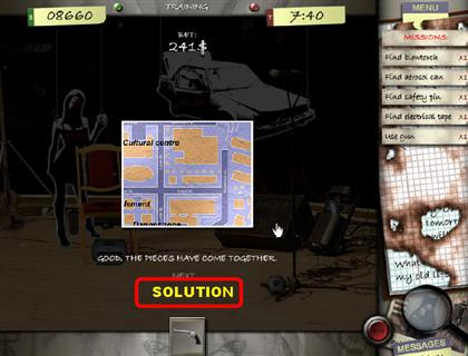 Lost in the City Game Screenshot 34