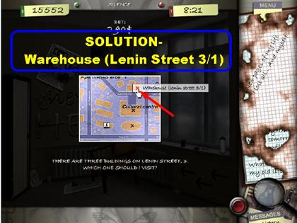 Lost in the City Game Screenshot 62