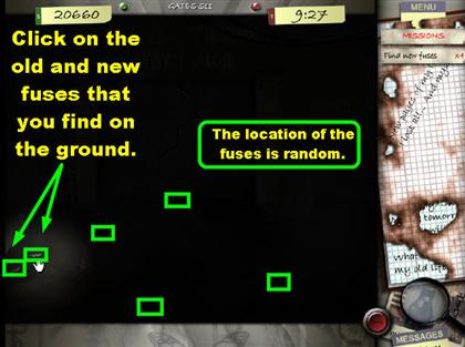 Lost in the City Game Screenshot 82