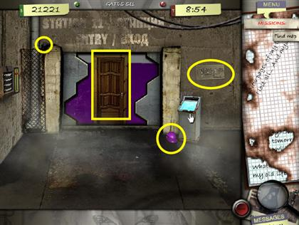 Lost in the City Game Screenshot 84