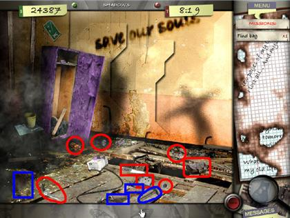 Lost in the City Game Screenshot 96