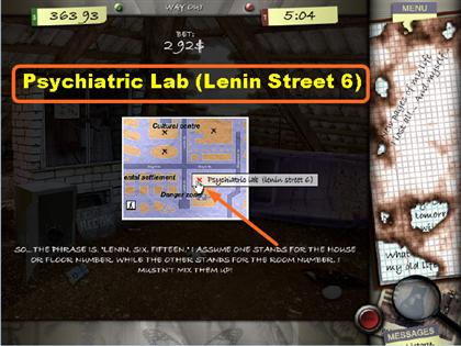 Lost in the City Game Screenshot 151