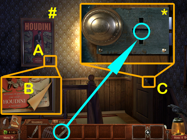 how to create house houdini