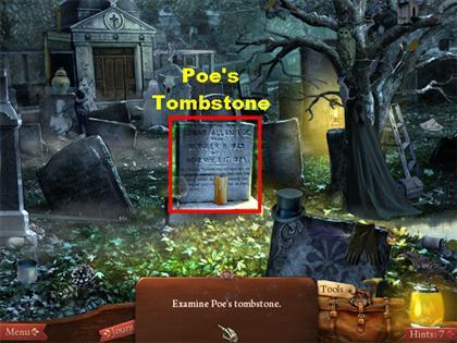 The Edgar Allan Poe Conspiracy