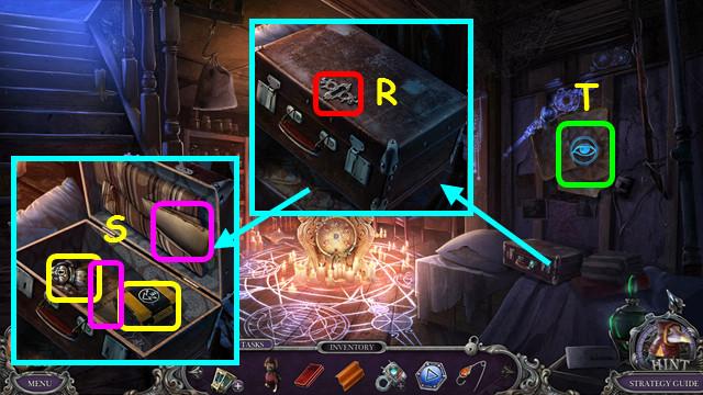 Mystery Trackers: Blackrow's Secret